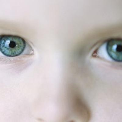 Image of boy with blue eyes